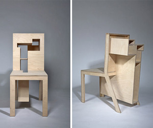 Burden Chair