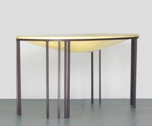 Bureau Table by Lukas Peet