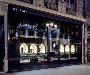 Burma Jewelry Boutique in Paris by Atelier Du Pont