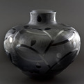Burnished Vessel by Ian Garrett