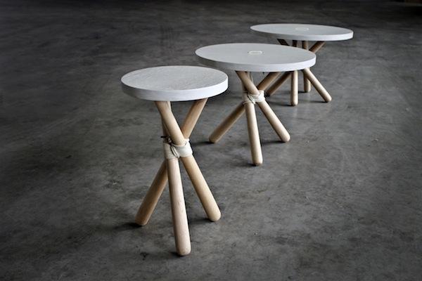 Bushcraft Furniture By Ruben Der Kinderen