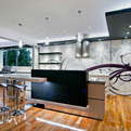 Bushland Retreat Designer Kitchen