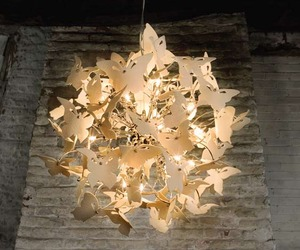 Butterfly Ball Chandeliers