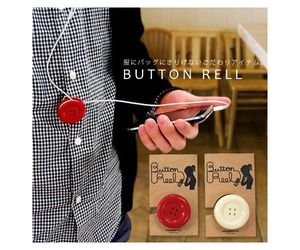 Button Reel: Sort Out Your Earphone Code