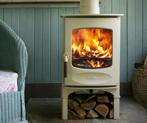 C-Four Wood Stove, by Charnwood