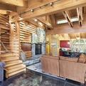 Cabin on Lake Wenatchee by Gelotte Hommas Archtiecture