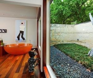 Cabin Style Austin Residence