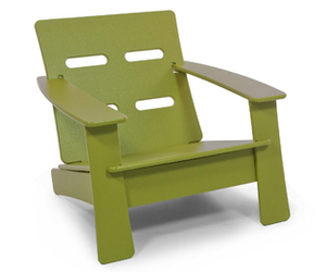 Cabrio Lounge Chair by Loll Designs