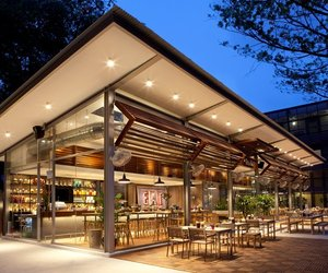 Café Melba in Singapore by Designphase dba