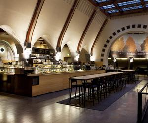 Cafe Jugend in Helsinki by Bond Creative Agency