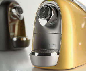 Caffitaly Coffee Machines by Hugo Cailleton