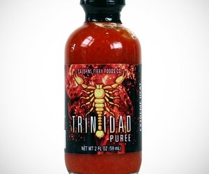 CaJohn's Trinidad Scorpion Pepper Puree