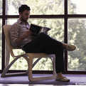 Camber Chair by Jonathan Panichella