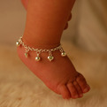 Cambodian Jingle Bells Anklets