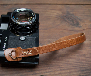 Camera Wriststrap by Wood & Faulk