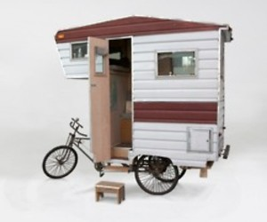 Camper Bike by Kevin Cyr