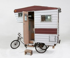 Camper Bike by Kevin Cyr