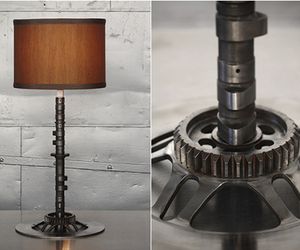 Camshaft Lamp | by Classified Moto