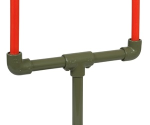 Candleholder HANDS UP - Sterk-design