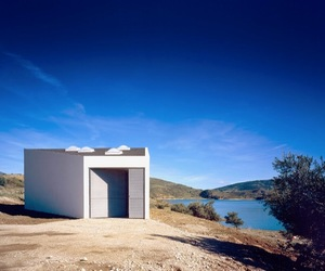 Canoes Landscape by Julio Barreno Arquitecto