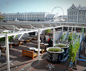 Cape Town Waterfront Farm and Restaurant