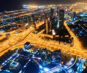 Captivating Timelapse of Dubai