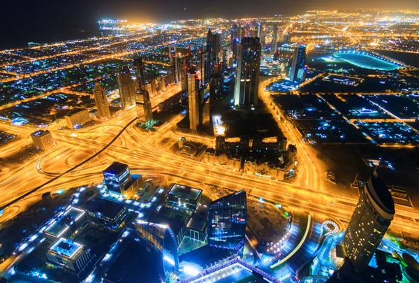 Captivating Timelapse Of Dubai