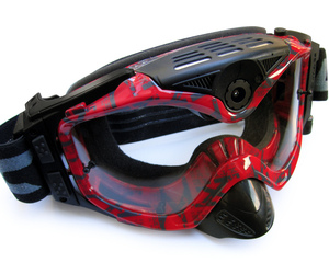 Capture Your Skiing moments in 1080p Goggle Camera