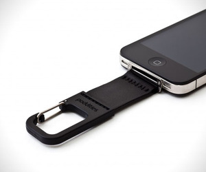 Carabiner Clip for Apple iPhone