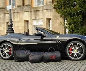 Caracalla – Bath Racing Luggage Collection