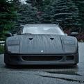 Carbon Fiber Ferrari F40