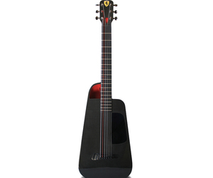 Carbon Fiber Ferrari Guitar