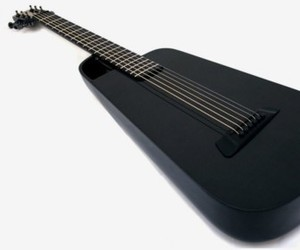 Carbon Fiber Guitar -  Blackbird Rider