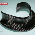 Carbon Fibre Necklace By Elsa Smith Wins Red Dot Award