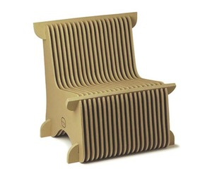 Cardboard Furniture Design by ToiMoi Indonesia