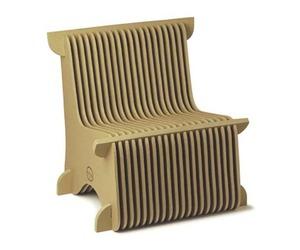 Cardboard Furniture Design by ToiMoi Indonesia
