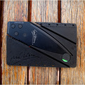 Cardsharp | Credit Card Sized Pocket Knife