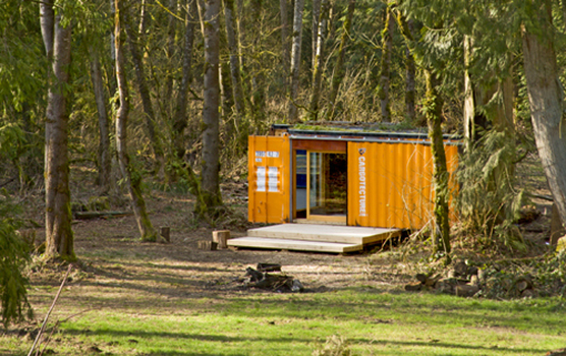 Cargotecture by hybrid seattle - Container homes seattle ...