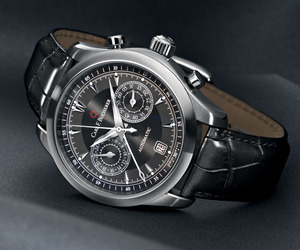 Carl F. Bucherer's Center of Attention