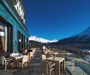 Carlton Hotel St. Moritz in Swizterland