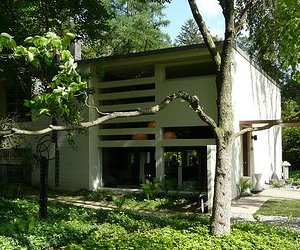 Carner Residence, Frank Weise Architect, 1950