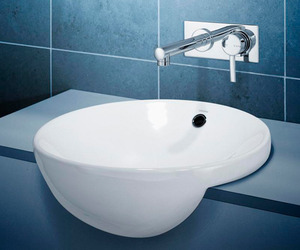 Caroma's Leda Vasque Sink