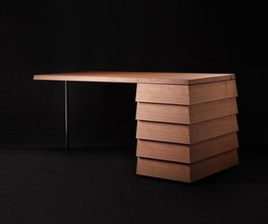 CARTESIA #2 desk by NOSIGNER
