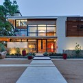 Caruth Boulevard Dallas Residence by Tom Reisenbichler
