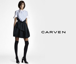 Carven prefall 2013