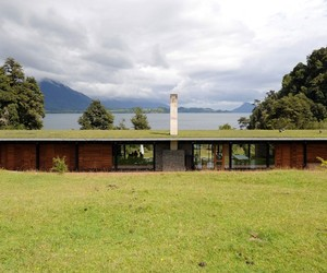 Casa 34 by Izquierdo Lehmann Architects