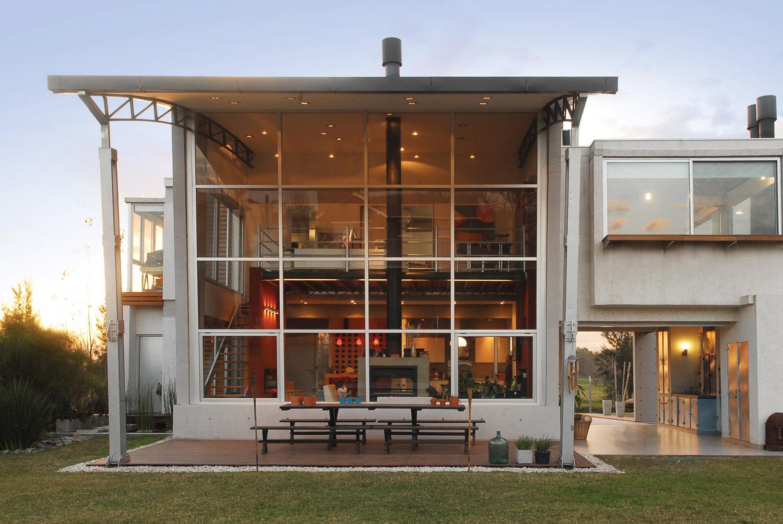 Casa en altos del sol by amd arquitectos - Casas de arquitectos ...