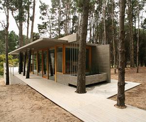 Casa Entre Arboles, the