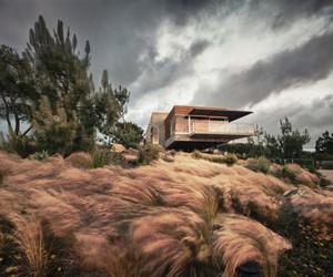 Casa La Atalaya by Alberto Kalach