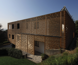 Casa Morchiuso by Marco Castelletti Architects